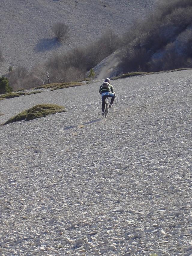 Novembre 2008 - Le Mont Ventoux Dsc07651