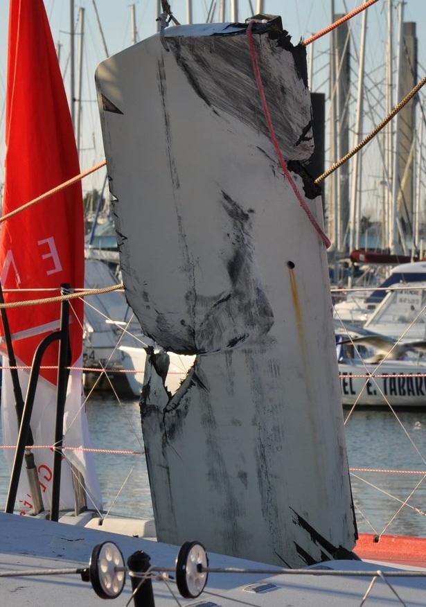 Vendée globe 2012 2013 : les bateaux - Page 5 Derive10