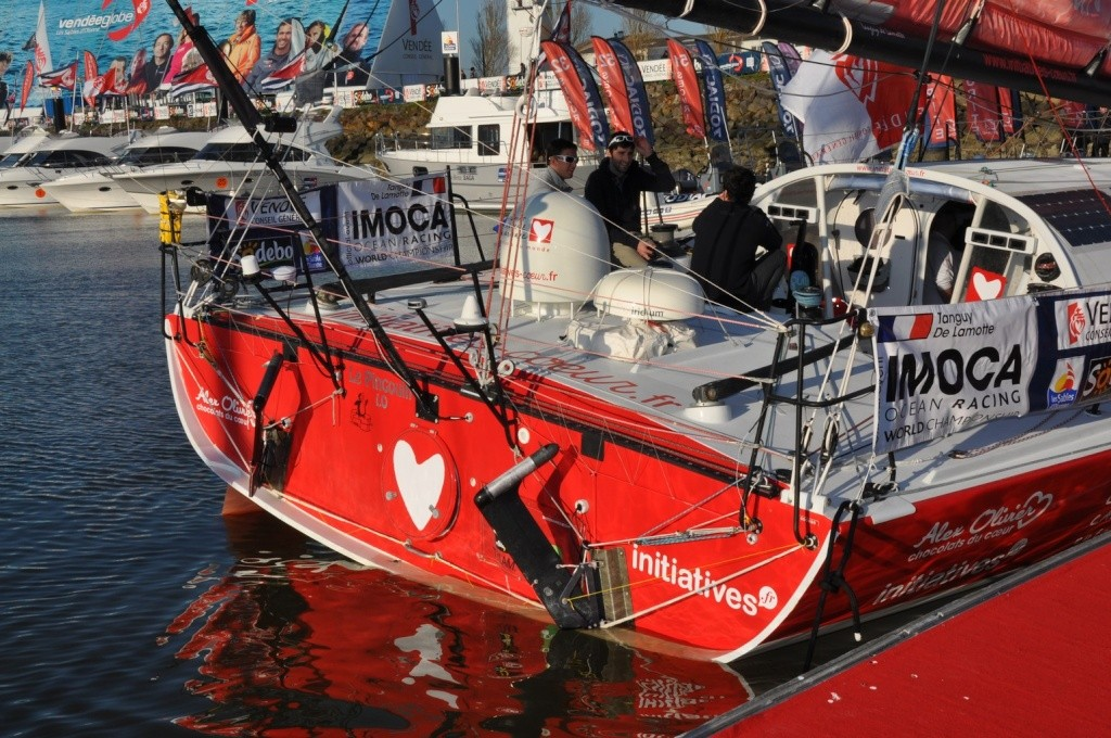 Vendée globe 2012 2013 : les bateaux - Page 5 Dsc_1415