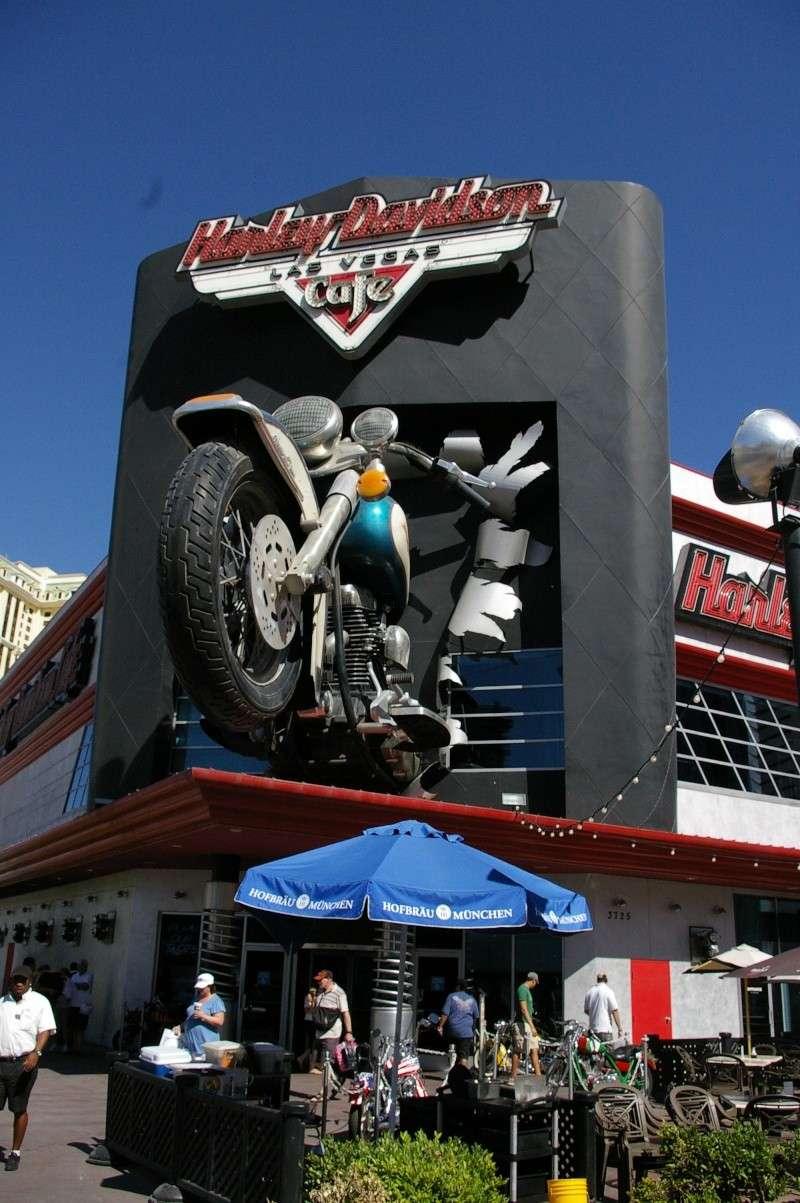 Harley Davidson Cafe, Las Vegas, Nevada - États-Unis Imgp0110