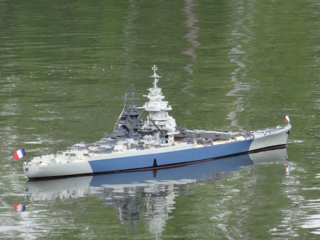 Richelieu au 1/100 version 1945 1811