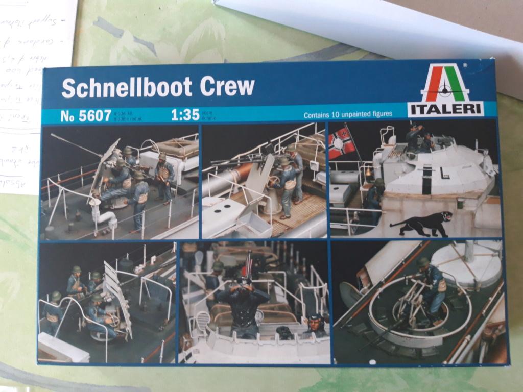 Schnellboot de Italeri au 1/35 20200332