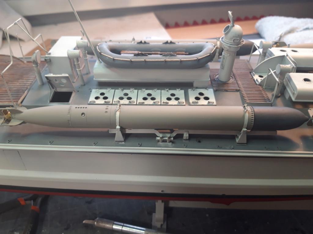 Schnellboot de Italeri au 1/35 - Page 3 20200639