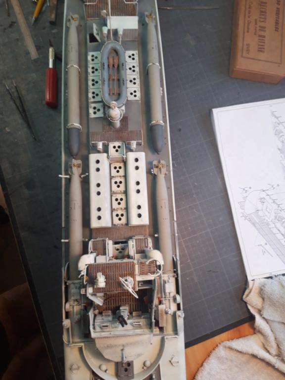 Schnellboot de Italeri au 1/35 - Page 3 20200640