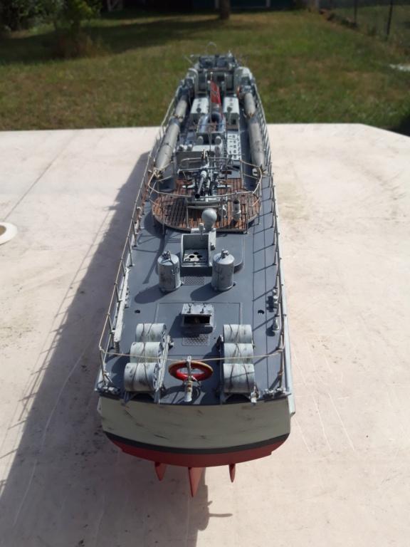 Schnellboot Type S38 1/35 Italéri modèle terminé. 20200824