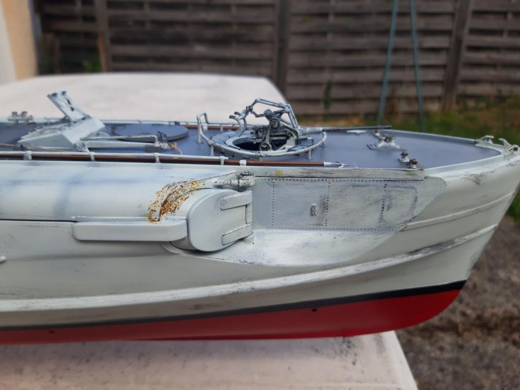 Schnellboot Type S38 1/35 Italéri modèle terminé. 20200826