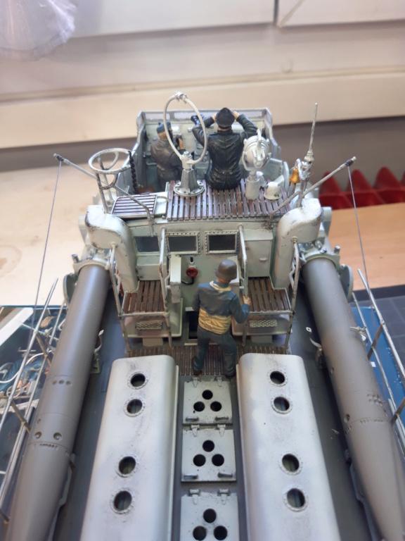 Schnellboot Type S38 1/35 Italéri modèle terminé. 20200925