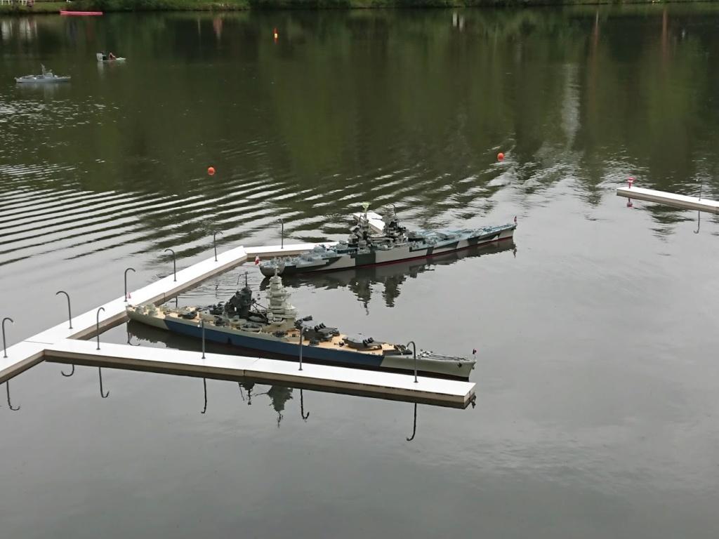 Richelieu au 1/100 version 1945 2910