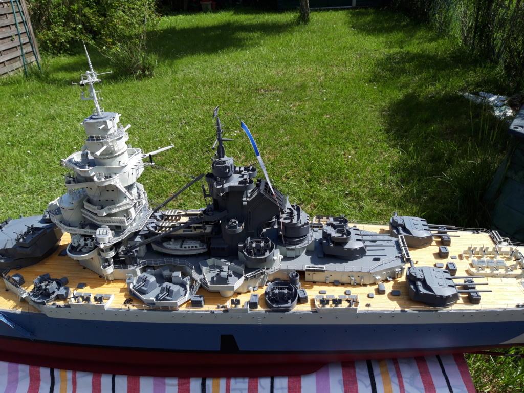 Richelieu au 1/100 version 1945 511