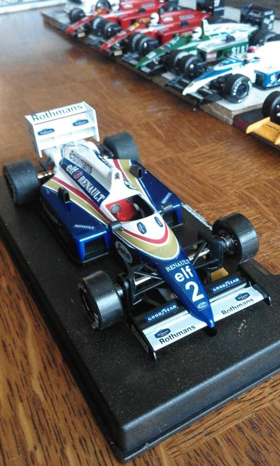 Championnat du Monde de F1.... de Manage 87984310