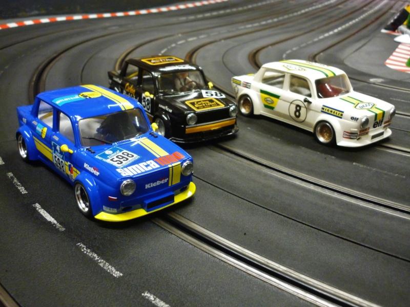 Deuxième soirée d'essais libres pour les BRM Minicars P1110617