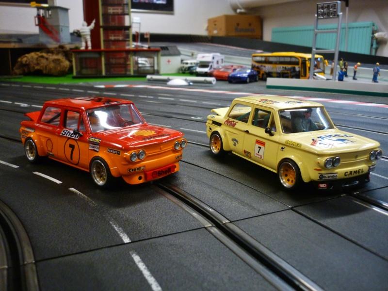 Deuxième soirée d'essais libres pour les BRM Minicars P1110619