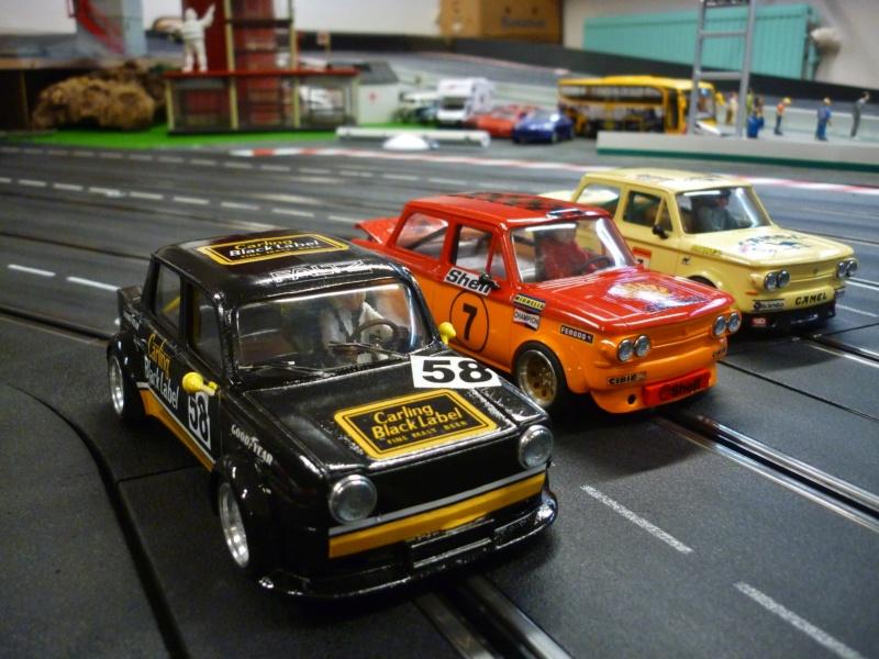 Deuxième soirée d'essais libres pour les BRM Minicars P1110620