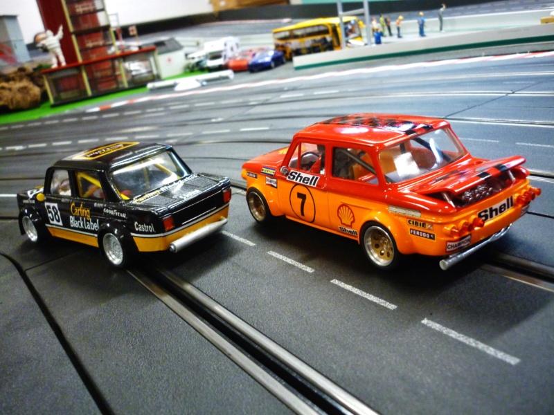 Deuxième soirée d'essais libres pour les BRM Minicars P1110621