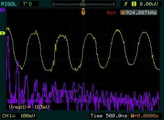 Test su amplificatori con chip TA2024 TA2020 TA2021 Smsl_110