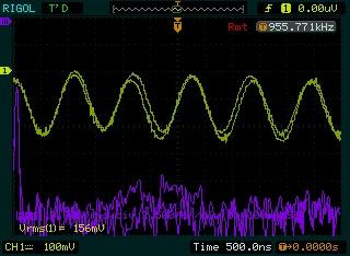 Test su amplificatori con chip TA2024 TA2020 TA2021 Toppin11
