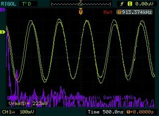 Test su amplificatori con chip TA2024 TA2020 TA2021 Trends10