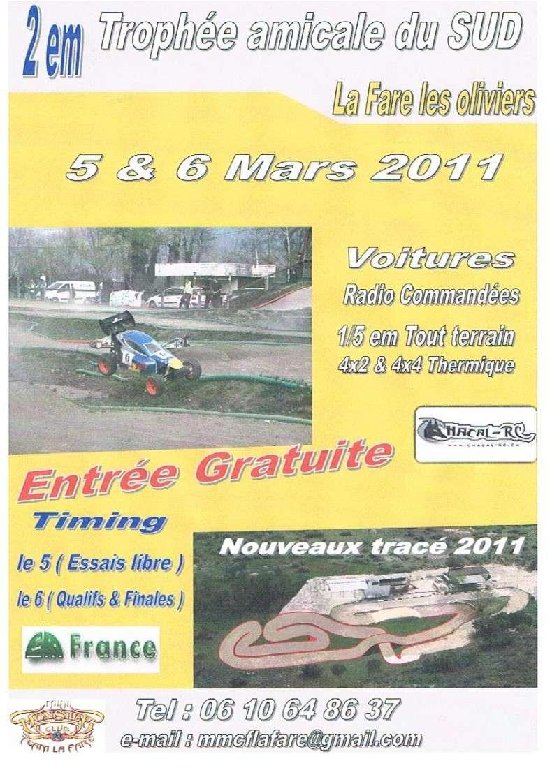 2 em Trophée du sud a la FARE le 5 & 6 Mars 2011 Photo11