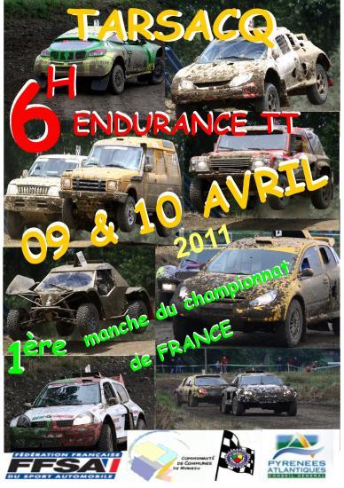 les scoops de l'endurance 2011 - Page 2 Affich10