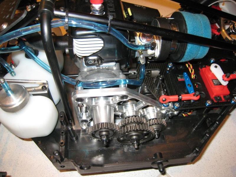 Suite et fin montage MCD RACE RUNNER Full Options ! Photos19