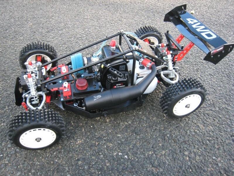 Suite et fin montage MCD RACE RUNNER Full Options ! Photos21