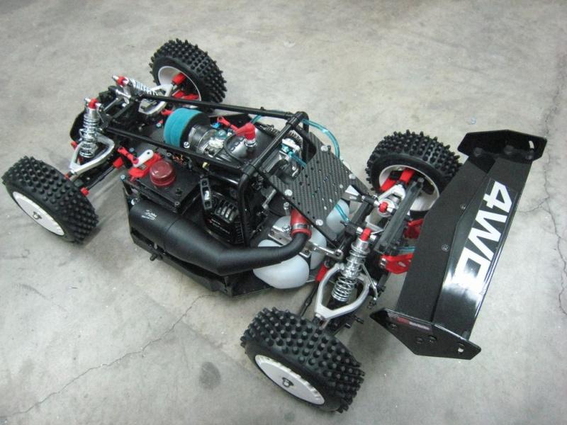 Suite et fin montage MCD RACE RUNNER Full Options ! Photos22