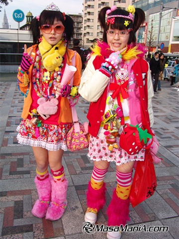 "Decorer, una grán Moda Japonesa un tanto extraña pero icluso a la vez ""encantadora"" ^_^ Decore10"