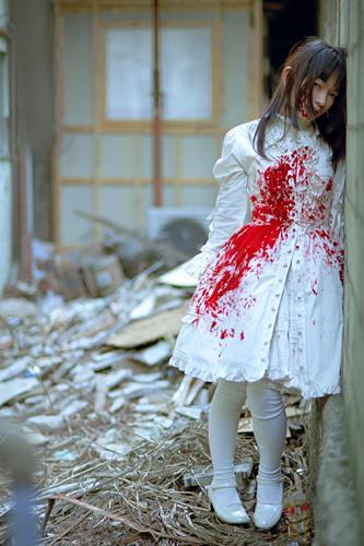 TODAS las clases de Lolitas k existen... XD XD XD XD XD Horror10