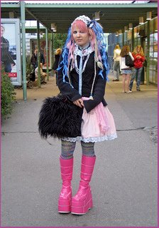 TODAS las clases de Lolitas k existen... XD XD XD XD XD Lolita18