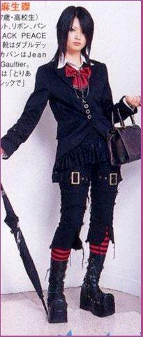 TODAS las clases de Lolitas k existen... XD XD XD XD XD Lolita19