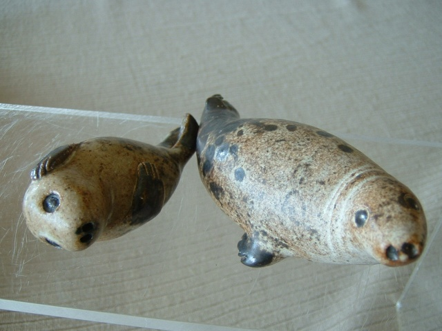 Animal Friends Pottery St Just Cornwall Shepto12