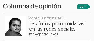 """""""Cosas que me irritan"""" por Alejandro Samos Samos10"""