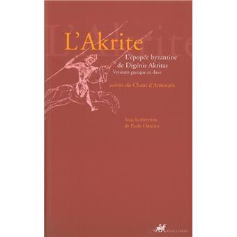 Anonyme - L'Akrite 97829111