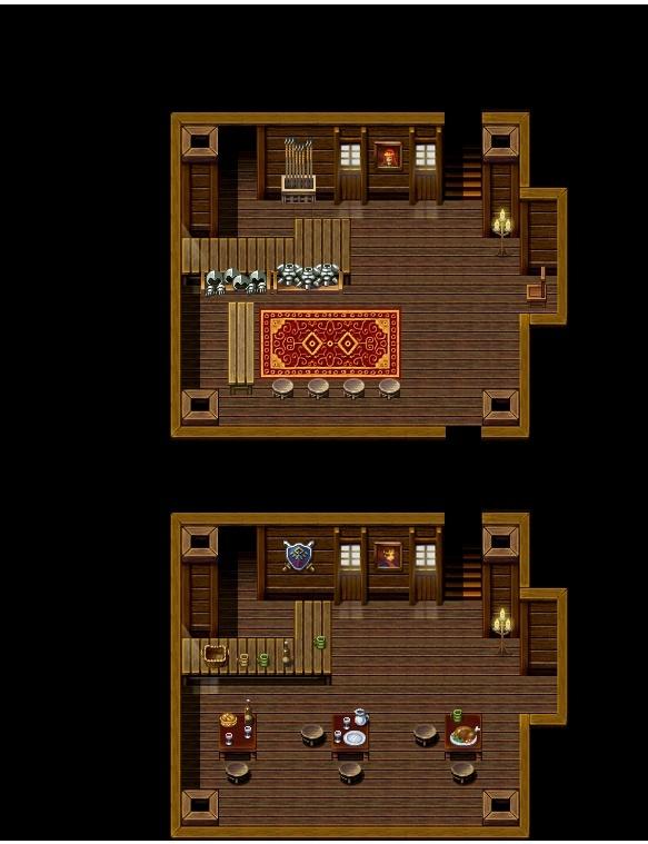 Création d'un jeu 2D - Le sorcier de la montagne de Feu Untitl10