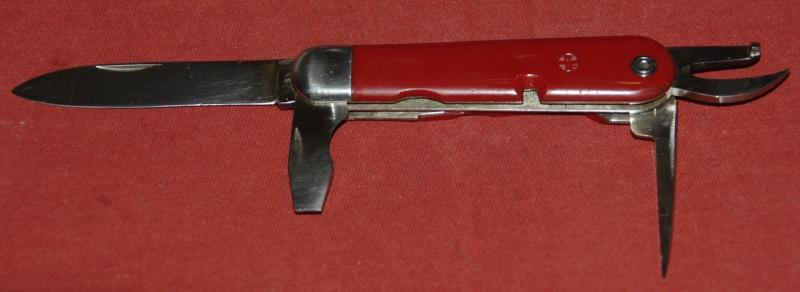 La vérité sur les manches en nylon victorinox 1951-210