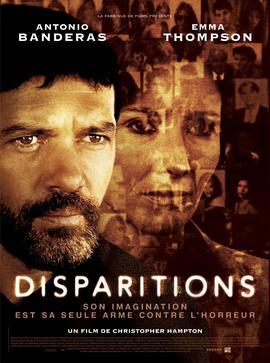 Le film Imagining Disparitions Affich10
