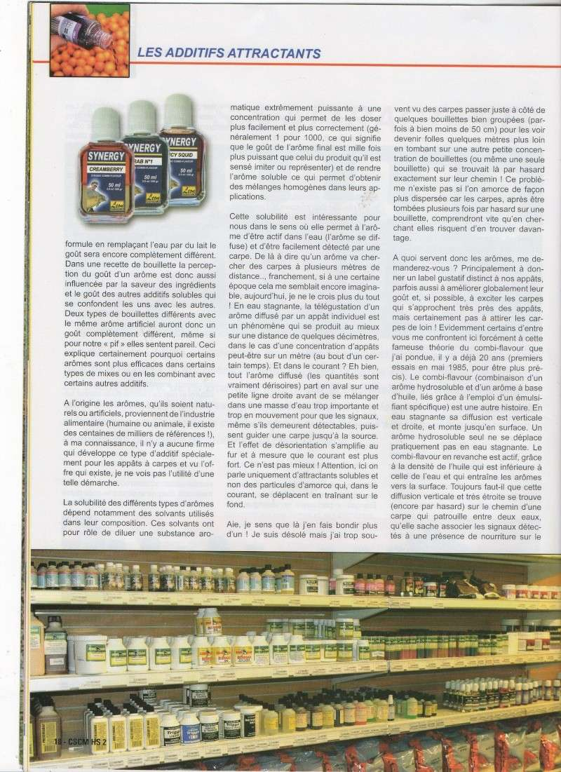 additifs et attractants Img40910