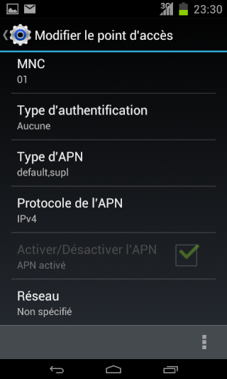 [RESOLU] envois SMS, MMS, connection WIFI - Page 2 Screen18
