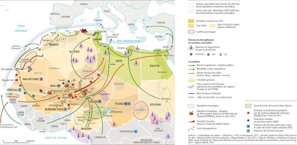 les dessous des cartes - Page 4 Sahara10