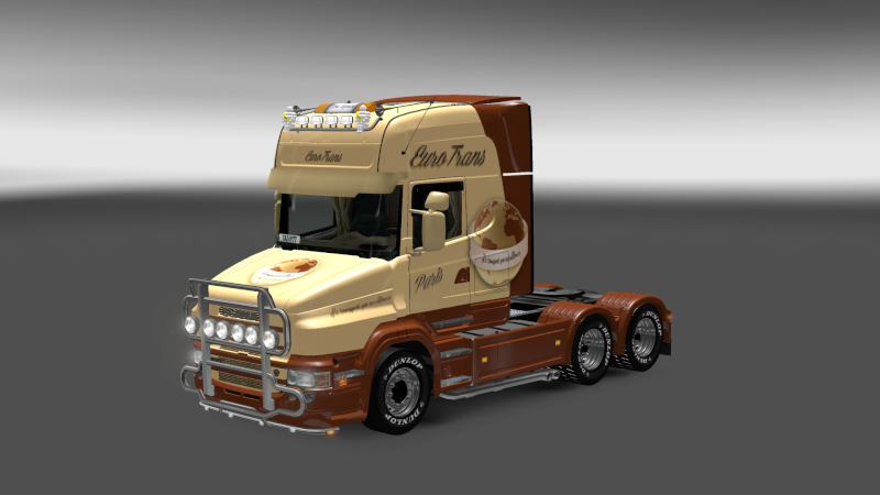 SKIN : Scania T Euro Trans 1010 Ch Ets2_019