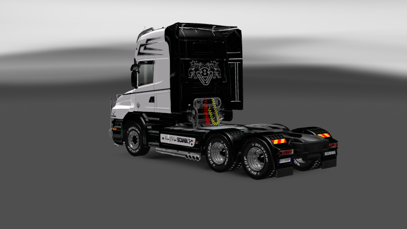 SKIN : Scania T King Of The Road  Ets2_043