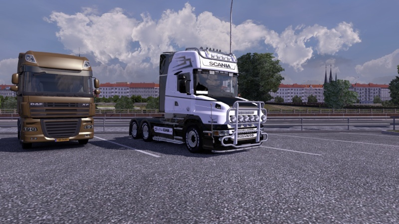 SKIN : Scania T King Of The Road  Ets2_085