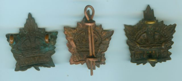 collection insigne canadien  Canadi11