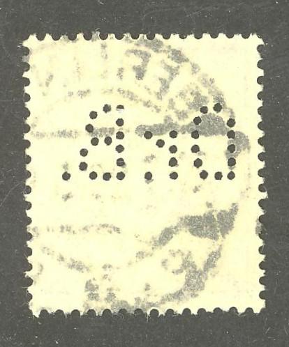 Deutsches Reich   -   Firmenlochungen 01_210