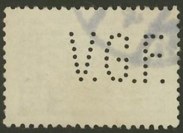 Lochung auf Briefmarken - Perfin - Österreich 03_211
