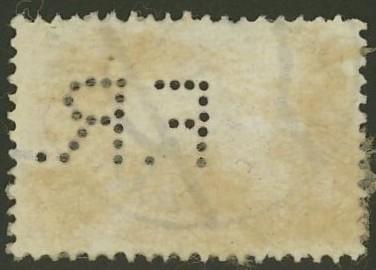 Lochung auf Briefmarken - Perfin - Österreich 04_211