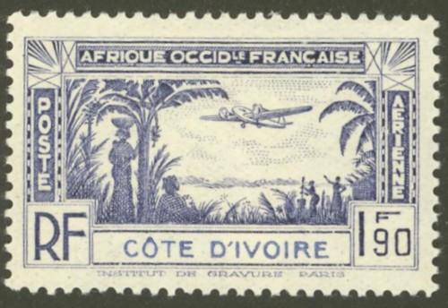 Côte d'Ivoire  -  Elfenbeinküste 17210