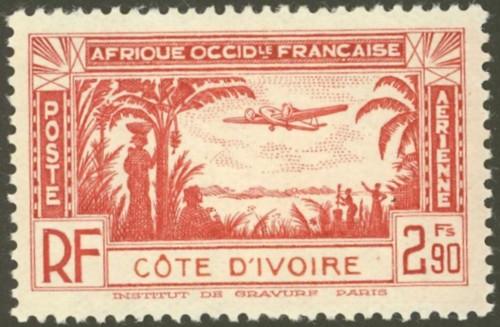 Côte d'Ivoire  -  Elfenbeinküste 17310