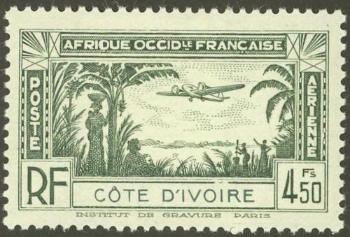 Côte d'Ivoire  -  Elfenbeinküste 17410