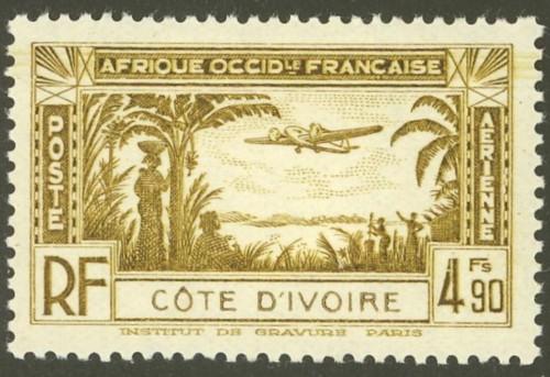 Côte d'Ivoire  -  Elfenbeinküste 17510